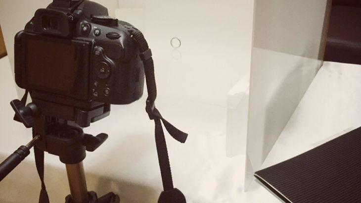 商品撮影でキレイに撮る3の秘訣。